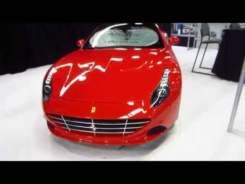 Enterprise Exotic Rental Car Collection - OC Auto Show, Anaheim, Orange County, California 10/16/15