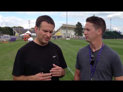 frownifdown - Tom Pelissero and Judd Zulgad discuss the first day of Minnesota Vikings training camp. Full Vikings coverage is at 1500ESPN.com. #Minnesota #Vikings #Christ...