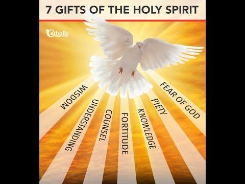 Lễ Chúa Thánh Thần Hiện Xuống - Các em lãnh Bí tích Thêm Sức -Giáo Xứ Thánh Minh, May 20, 2018