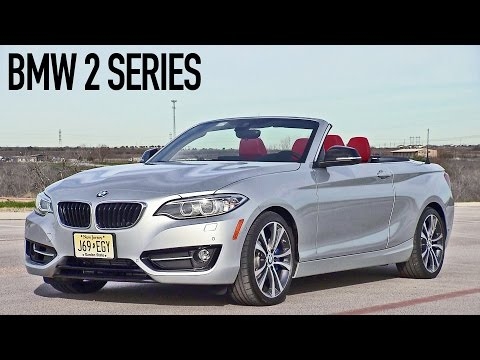 ► 2015 BMW 2 Series Convertible