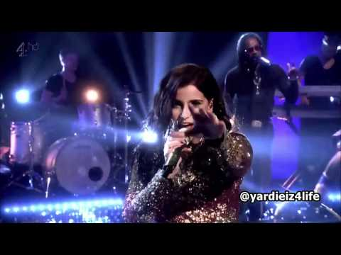 Nelly Furtado - Big Hoops (Bigger The Better) LIVE 2012