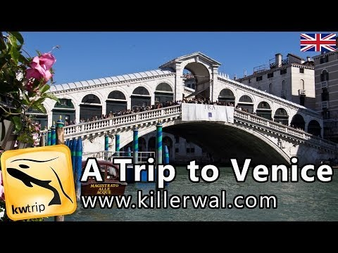 Venice - Please subscribe my channel: http://www.youtube.com/user/killerwalcom Come join me on my trip to the beautiful city of Venice in Italy, which is considered t...