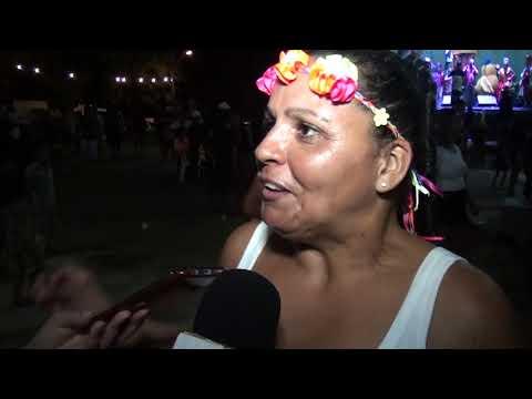 Caravana do Pinto anima foliões no domingo de Carnaval