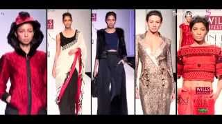 FDCI'S Wills Lifestyle India Fashion Week Day 4