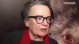 Agnieszka Holland szczerze o Jarosławie Kaczyńskim.