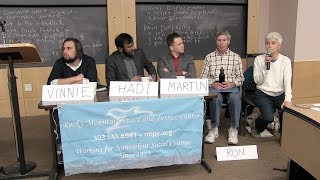 Video from: Panel Discussion: Human Rights in the Age of Trump, Thursday March 23