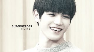 Lee Taeyong  Superheroescredits to all the rightful owners of the song, photos and videos used.