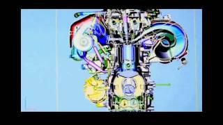 Cadillac ATS 2.0 Litre Turbo Engine