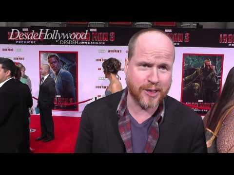 Joss Whedon on R.D.J. and saving Thanos for 'the Big Finale'