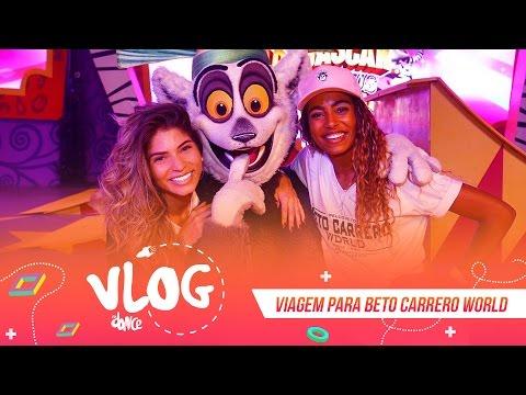VLOG - Viagem para Beto Carrero World   FitDance TV