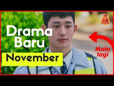 Drama Korea Baru yang akan tayang November 2017