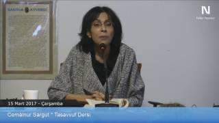 Bu video 15 Mart 2017 tarihinde Kazım Karabekir Kültür Merkezi'nde yapılan Tasavvuf dersinden alıntıdır. Dersin tamamını https://www.youtube.com/watch?v=nOXuElVUfd4 adresinden izleyebilirsiniz.Video Arşivi için : http://nefesakademi.com/videoarsivi/