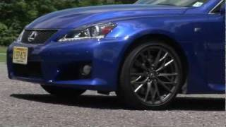 2011 Lexus IS-F - Drive Time Review