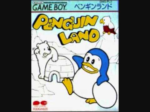 Penguin Land Game Boy