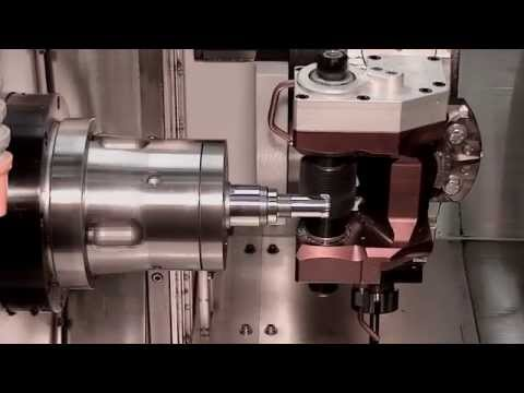 Ganesh Cyclone-52 TTMY CNC Turning Milling Machine