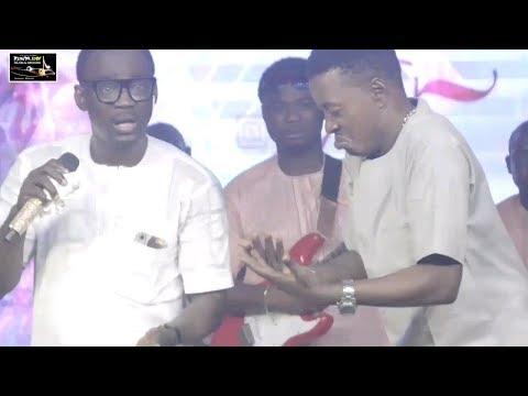 Pasuma performance at 45 years birthday of Taye currency