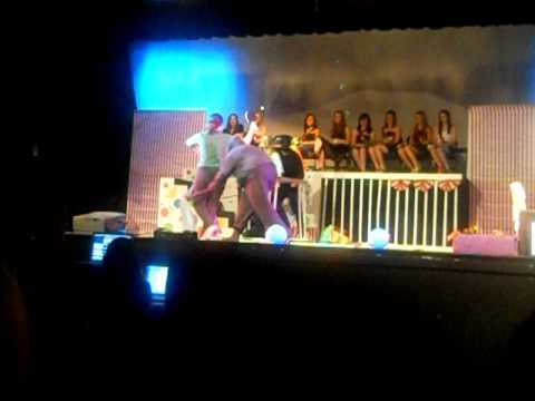 Japanese Club/NHS Panther Prowl 2010 Skit: Matrix Ping-Pong Tribute - 1st Place