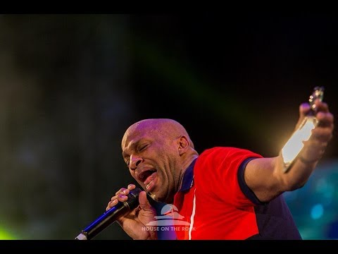 DONNIE MCCLURKIN at The Experience Lagos 2017