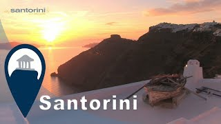 Santorini | The Sunset