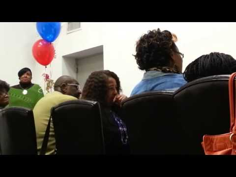 Bishop Morrison's Surprise 50th Birthday Celebration - Act 3