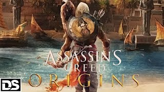Assassin's Creed Origins Deutsch Gameplay Infos, Bayek, Release, Kampfsystem, Level/Lootsystem uvm.