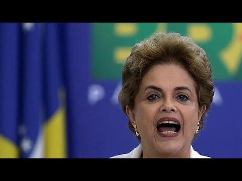Βραζιλία: Η πιο μεγάλη μάχη της Ντίλμα Ρούσεφ