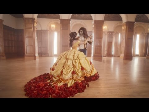 Beauty And The Beast - Traci Hines & Nick Pitera (OFFICIAL VIDEO) Mp3