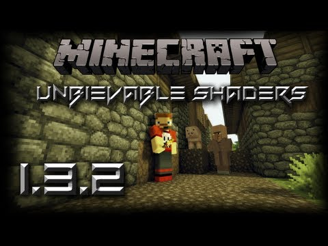 [Tutorial] Sonic Ether Unbelievable Shaders for 1.7.2 an 1.7.4 (See Description!) (видео)