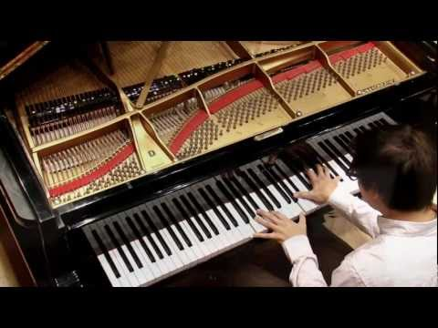 Adele -  Skyfall Piano Instrumental Cover James Bond Theme Version