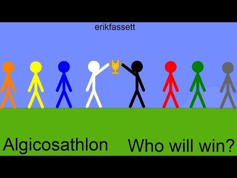 Algicosathlon - Day 1