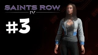 Saints Row 4 Gameplay Walkthrough Part 3 - Clothes And Car Customization