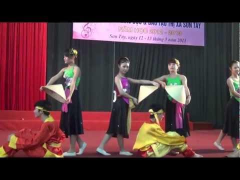 tieng hat thay va tro 2013 p1