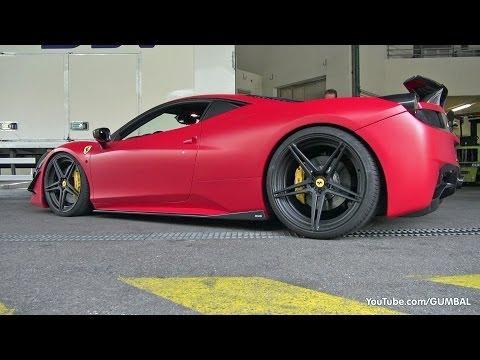 Ferrari 458 Italia DMC 'Estremo' Edizione – Start up + Overview!