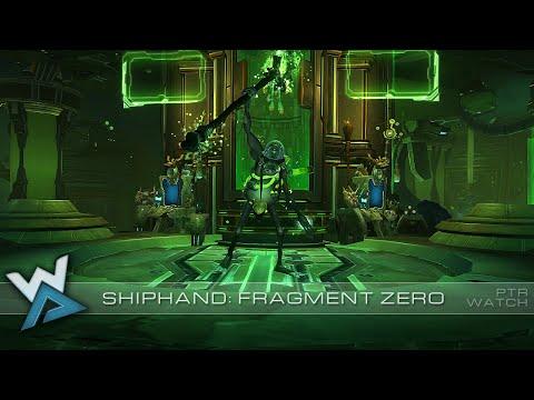 PTR Watch - Content Drop #4: Fragment Zero Shiphand