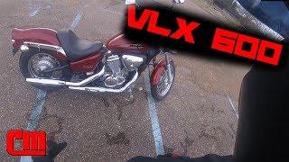 1. Why I Chose the Honda Shadow | VLX 600