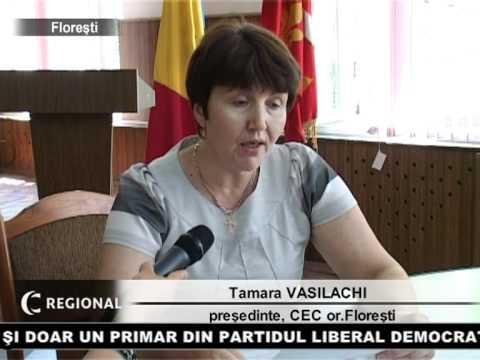 Turul doi in raionul Florești