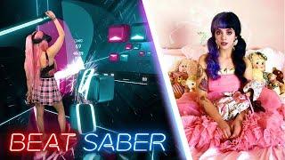 Melanie Martinez - Pity Party -  EXPERT | Beat Saber Mixed Reality by iHasCupquake