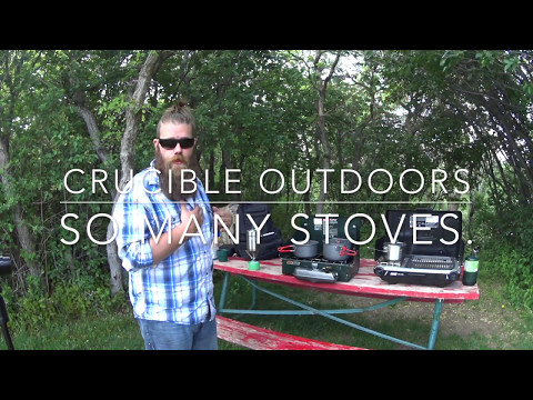 Chefs Table With Crucible Outdoors