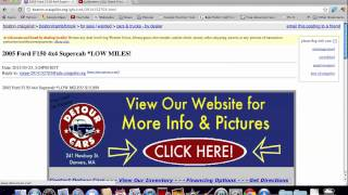 craigslist ma Craigslist Boston MA Used Cars - Local Dealers And For Sale By Owner