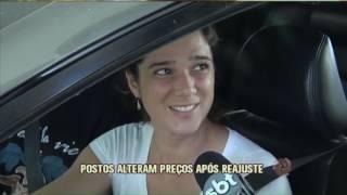 O aumento no preço dos combustíveis indignou os motoristas que já passaram a pagar pelo reajuste nessa manhã, em Belo Horizonte.