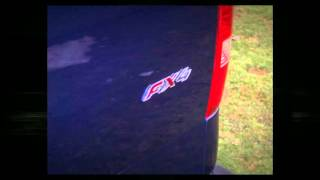 Ford Truck FX4 Emblem F150 F250 Expedition