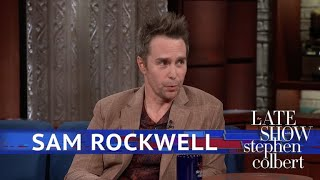 Video Sam Rockwell's 'Three Billboards' Character Was A Hateful Person MP3, 3GP, MP4, WEBM, AVI, FLV Agustus 2018