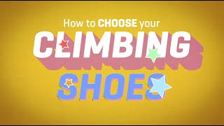 How To Choose Your Climbing Shoes - Ep 1 by La Sportiva