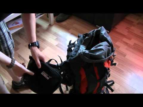 Trekkingrucksack! - richtig packen, einstellen und anlegen