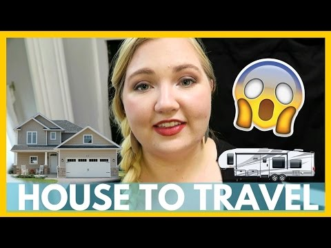 REALITIES OF TRANSITIONING FROM A HOUSE TO TRAVEL | RV | MINIMALIST LIFESTYLE