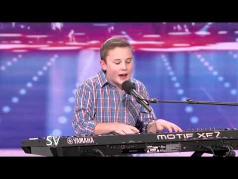 Edan Pinchot on America's Got Talent
