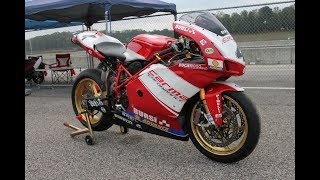 8. Is my custom 1198 powered Ducati the ultimate 999 evo? Walk around