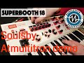 Superbooth 2018: New Atmultitron from Soulsby Synthesizers
