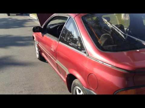 1991 Nissan NX 2000 HARD TOP