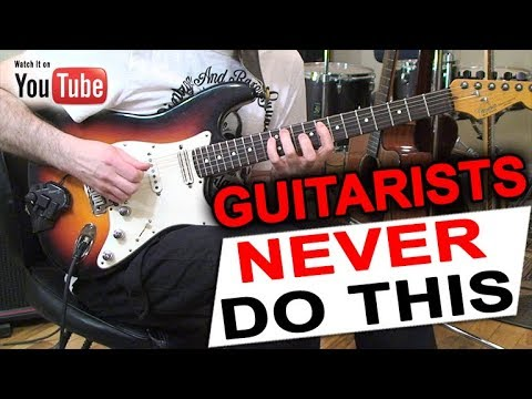 Guitar Players Never Do This (Compound Scales)